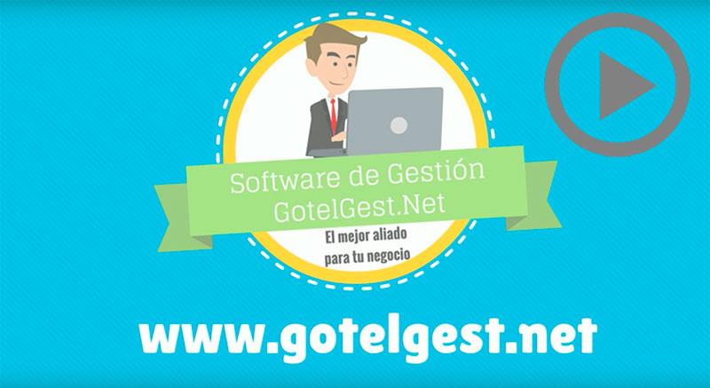 Vídeo presentación GotelGest.Net