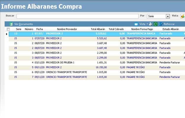 Configure su listado de forma totalmente personalizada - Programas de contabilidad