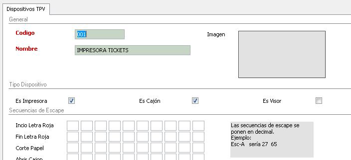 GotelGest.Net prepara para usted la impresora de Tickets, el visor o el cajón portamonedas - Software TPV