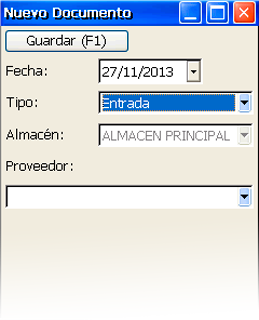 Multialmacén: funcionalidad incluida en GotelGest.Net - Software control almacén