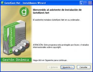 Versión demo del programa de gestión para empresas GotelGest.Net