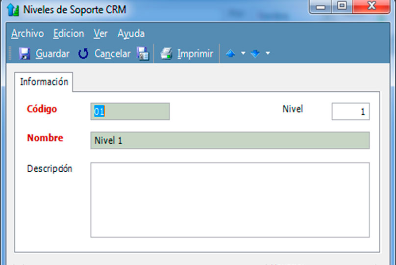 Configura diferentes niveles de soporte con el CRM de GotelGest.Net